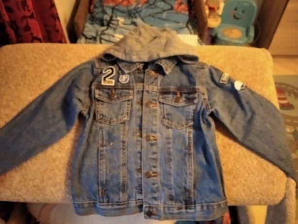 Джинсовая куртка Деми carters пиджак