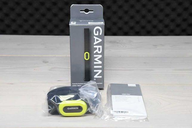 Нагрудный датчик пульса Garmin HRM-PRO 010-12955-00 Бег Плаванье Вело