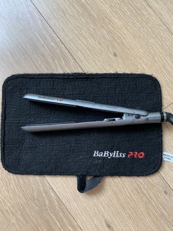 Утюжок для волосся babyliss pro + термоковрик