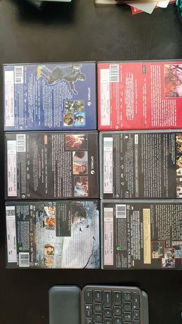 Vários DVDs originais