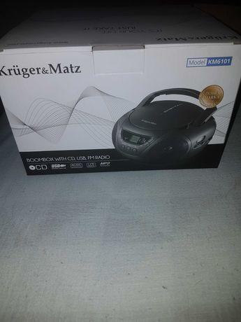 Boombox Kruger&Matz KM 6101