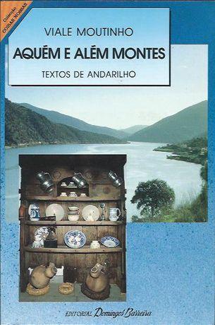 Aquém e além montes – Textos de andarilho_José Viale Moutinho