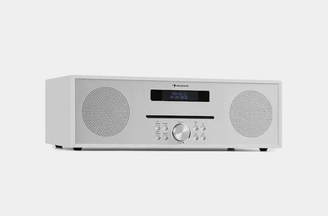 Odtwarzacz CD FM