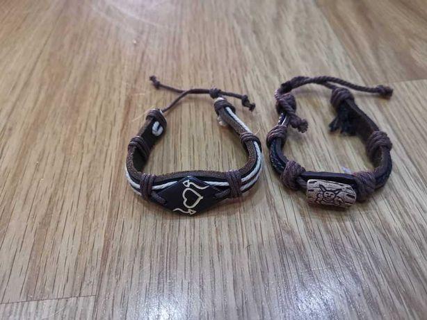 duas pulseiras novas