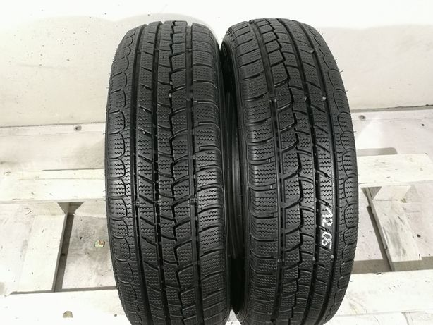 JAK NOWE! Nokian Winguard Snow-G175/65r14 82T 7mm N1205