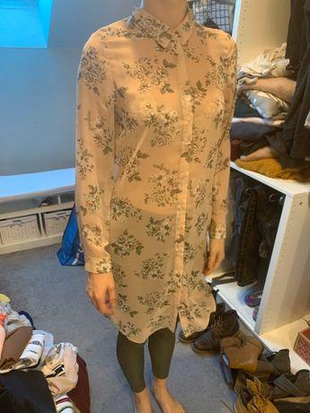 Długa koszula New Look M kwiaty