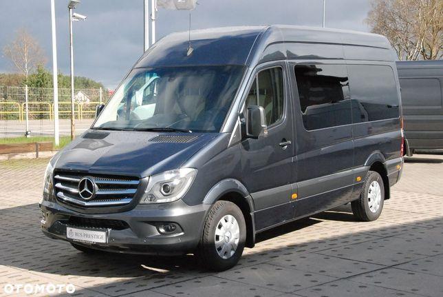 Mercedes-Benz Sprinter 319  BP.Business Van Możliwość zabudowy pod Kampera