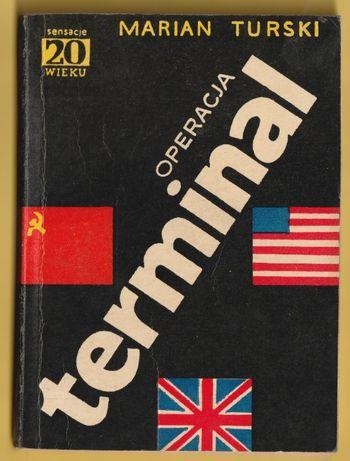 Operacja Terminal - Marian Turski - 1967