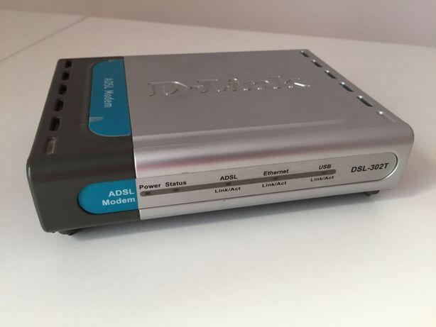 Modem ADSL D-Link DSL-302T