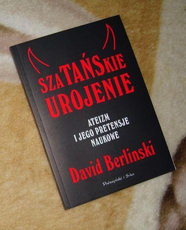 Szatańskie urojenie - D. Berlinski / z foto'opisem