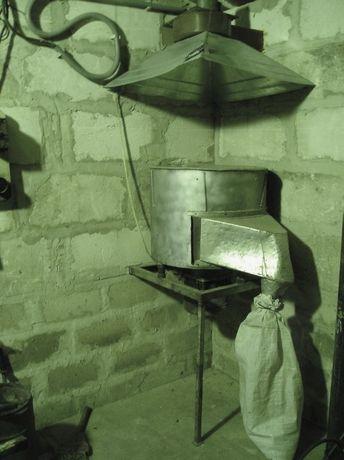 Дробилка зерна и сена