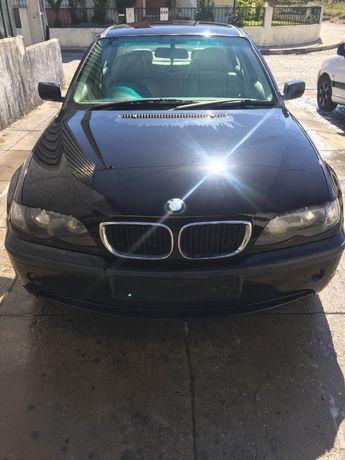 BMW 320 D E46 Todo material disponível