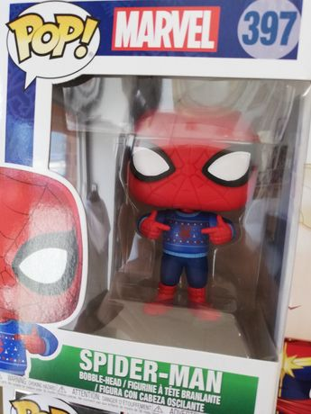 Pop funko marvel