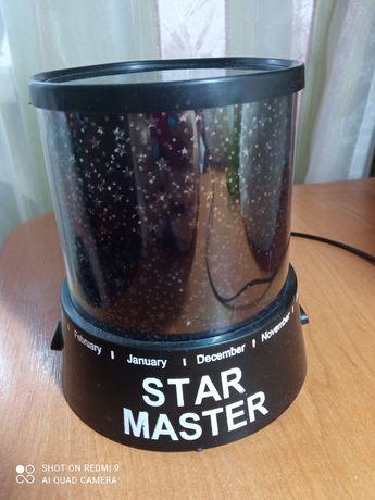 Star Master (звезное небо)