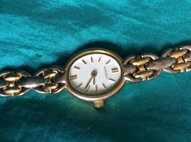 SECONDA Stainless steel 04608 жіночий годинник оригінальний