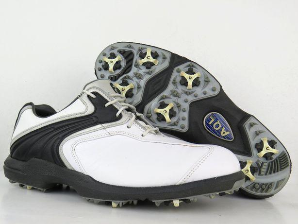 FOOTJOY Profesjonalne buty do golfa SKÓRA NAT r 41,5 -60%