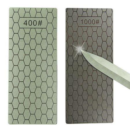 Алмазная пластина для заточки ножей. Брусок, камень, точилка