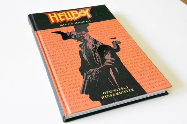 Hellboy Opowieści niesamowite