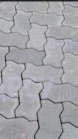 Плитка тротуарная Волна 80мм