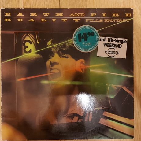 Earth And Fire, Reality Fills Fantasy, Ger, 1979, bdb-