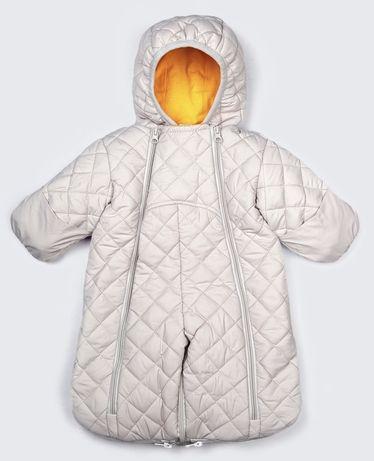 Дитячий комбінізон-трансформер / теплий одяг / для новонародженого