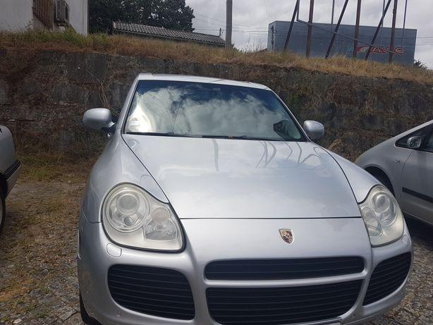 Porsche cayenne 3.2 V6 GPL 2004 Nacional