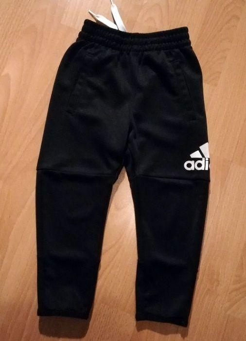 ADIDAS spodnie dresowe czarne 98 2-3 latka Lubsko - image 1