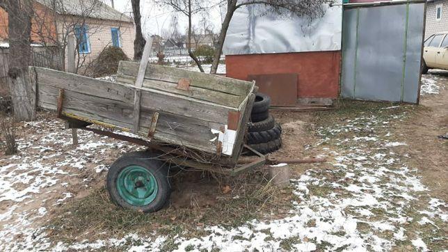 Прицеп тракторний, самосвал
