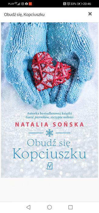 Obudź się Kopciuszku Natalia Sońska Malawa - image 1