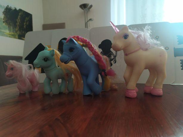 Kucyki, koniki, koń, jednorożec