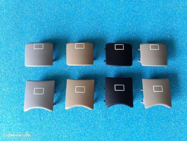 Tecla botão do comando tejadilho Mercedes ML W164 e W251  NOVO