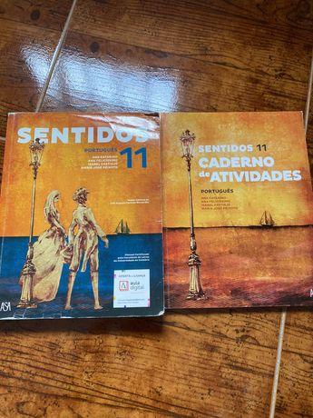 Livros Portugues 11 ano - portes incluidos