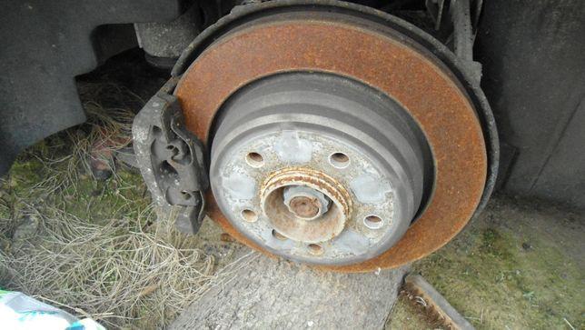 Hamulce tył wentylowane Tarcze Kloci Komplet BMW e39 ,528i