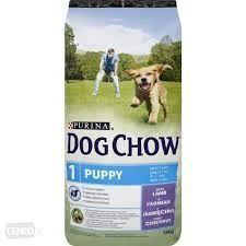 Purina Dog Chow Puppy z jagnięciną dla szczeniaków