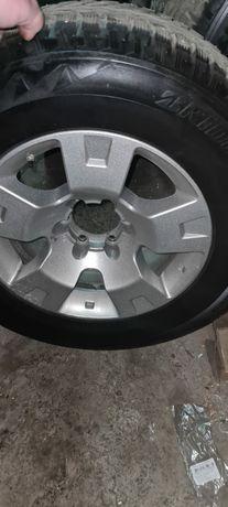 Bridgestone Blizzak шипованая  R17 265/65