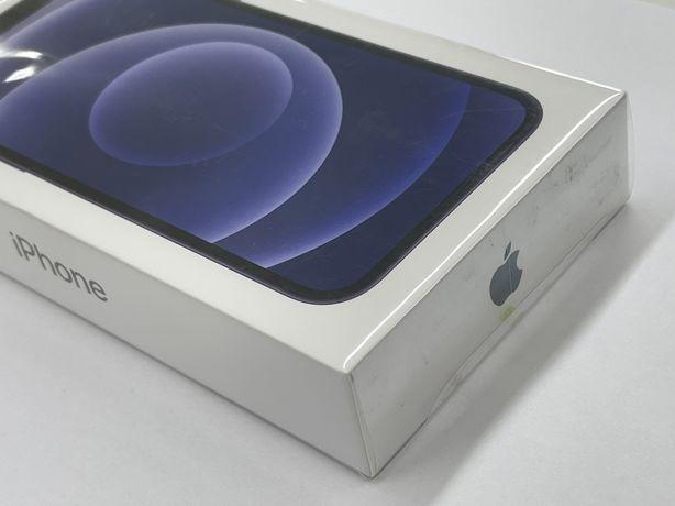 iPhone 12  128GB Czarny Nowy