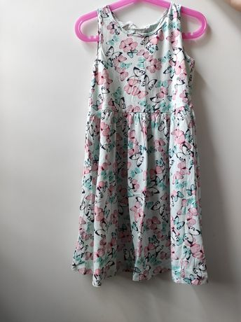 Sukienka h&m rozmiar 134/140