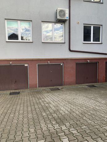 Garaż na Janowskiej