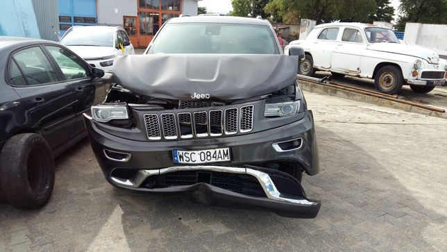 Jeep Grand Cherokee 14r Summit 3.0 d Fuul!Okazja!Zamiana