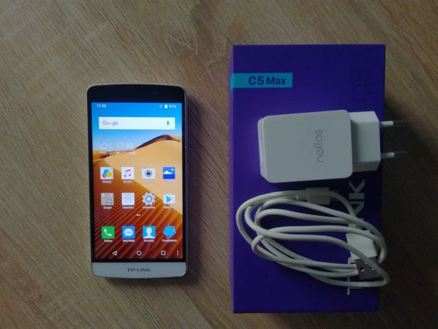 Telefon TP-Link Neffos C5 Max