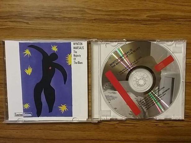 CD диски Джаз Wynton Branford Marsalis Grover Washington J. Coltrane