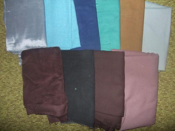 ткань материал для пальто платья костюма постели и др. ссср