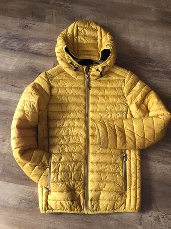 Куртка мальчуковая Жёлтый яркий цвет