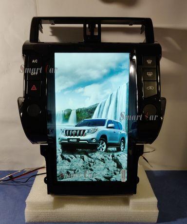 Головное устройство Toyota Land Cruiser Prado 150