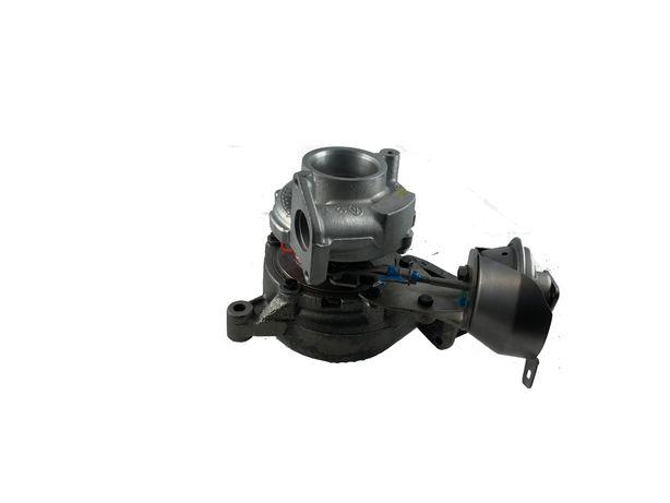 turbina Peugeot 307 2.0 HDi
