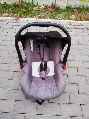 Fotelik samochodowy baby design