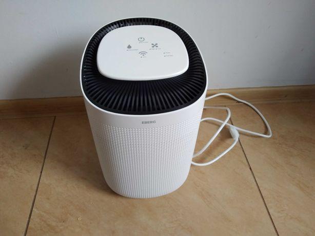 Oczyszcza powietrza osuszacz Eberg  Mak 45 W 2w1 Hepa H13 WiFi