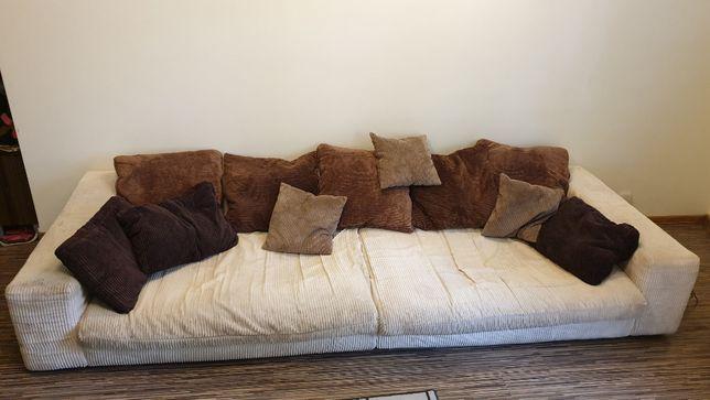 Wielka / mega sofa Dope firmy Flair (3100x1200]