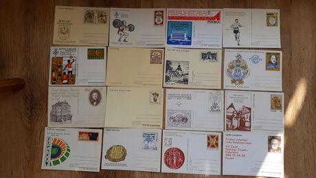 Karty i koperty pocztowe