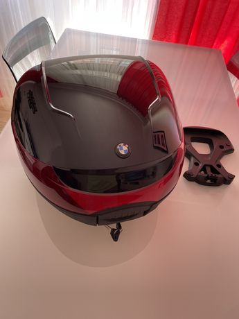 Top case BMW com base